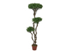 Bonsai tree, multi trunk, artificial plant, 130cm
