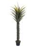 Yucca palm, artificial plant, 165cm