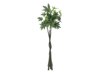 Pachira ball tree, artificial plant, 160cm