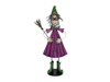 Little Witch, Metal, 102cm purple