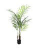 Europalms Areca palm with big leaves, artificial plant, 125cm