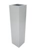 LEICHTSIN BOX-120, shiny-silver