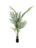 Areca palm with big leaves, artificial plant, 165cm