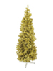 Fir tree FUTURA, gold metallic, 210cm