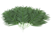 Coconut palm branch, artificial, 80cm 12x