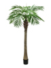 Phoenix palm tree luxor, artificial plant, 210cm