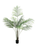 Europalms Areca palm with big leaves, artificial plant, 185cm
