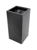 LEICHTSIN BOX-100, shiny-black