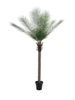 Europalms Phoenix palm deluxe, artificial plant, 220cm