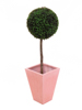 Boxwood tree, artificial, 110cm, d=60cm