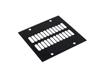 Omnitronic Module 2U for ventilation 88x88mm