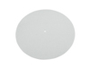 Slipmat, anti-static, neutral white