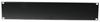 Front Panel Z-19U-shaped steel black 2U