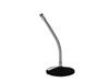 Omnitronic Mic-Table Stand 25cm Gooseneck sil