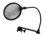 Omnitronic Microphone-Pop Filter, black