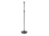 Microphone Stand 100-170cm bk