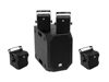 Omnitronic Set BOB-10A bk + 4x BOB-4 bk