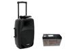 Omnitronic Set MES-12BT2 + battery