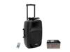 Omnitronic Set MES-15BT2 + battery