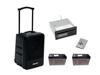 Omnitronic Set MOM-10BT4 PA + CD + Battery