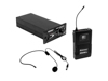 Omnitronic Set MOM-10BT4 Receiver + Bodyback + Headset