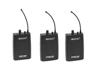 Set WMT-2M UHF Transmitter + 2x WMR-2M UHF Receiver