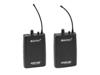 Set WMT-2M UHF Transmitter + WMR-2M UHF Receiver