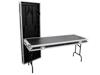 Roadinger 2 Desks in Case Design 162x62cm