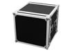 Roadinger Amplifier Rack SP-2, 10U, shock-proof