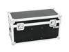 Flightcase 2x LED TMH-X1 Moving-Head Beam