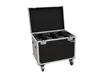 Roadinger Flightcase 2x LED TMH-X10