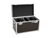 Flightcase 2x LED TMH-X4