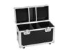 Roadinger Flightcase 2x LED TSL-150