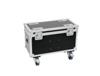 Flightcase 2x TMH-30/40/60 with wheels