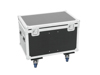 Flightcase 4x EYE-7 RGBW Zoom