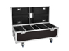 Flightcase 4x LED TMH-X Bar 5