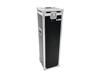 Flightcase 4x Microphone Stand