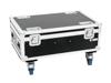 Flightcase 4x THA-40 PC with wheels