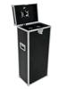 Flightcase 6x Microphone Stand