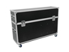 Roadinger Flightcase LCD ZL60-2