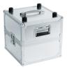 Roadinger Record Case Pro ALU 50/50, 100LPs