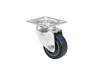 Roadinger Swivel Castor 50mm grey