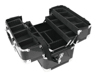 Roadinger Universal Tray Case AM-1, bk