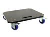 Roadinger Wheel Board MDF 4 wheels 2 brakes