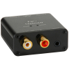 D03K Coaxial/Optical to R/L Audio Converter