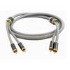 Ludic Audio Magica Interlink 2 RCA – 2 RCA 1.5m