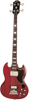 EB-3 BASS (Set, SG, 2-PU) Cherry