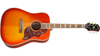 Hummingbird All Solid Wood Aged Cherry Sunburst Gloss