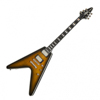 Flying V Prophecy Yellow Tiger Aged Gloss