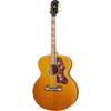 J-200 All Solid Wood Aged Natural Antique Gloss